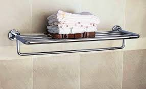 Bathroom Towel Holder Make Your Own Bathroom Towel Racks Tomichbros Com