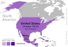 World Map North America by These Are The Most Religious Places In The World And What They U0027re