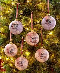 tree decorations to kick your