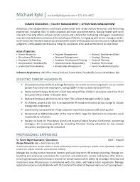 career change resume templates change management specialist resume human resources executive resume