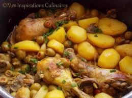 cuisine de assia poulet aux olives de assia paperblog