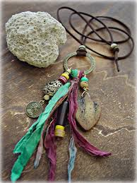 boho style necklace images 58 best bohemian jewelry images leather jewelry jpg