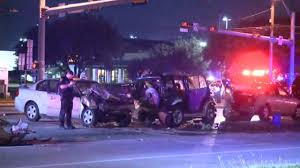 Six Flags Texas Accident 1 Dead In Crash On Highway 6
