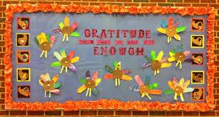 gratitude thanksgiving bulletin board idea myclassroomideas