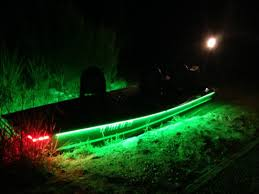 boat navigation light kit custom led light kits anytimeoutdoors guide service fishing and