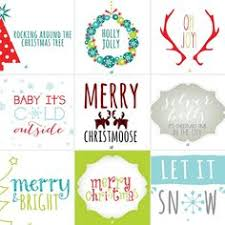a bit of this u0026 a bit of that more free christmas printables
