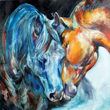 Horse Decor For Home by Online Get Cheap Horses Art Aliexpress Com Alibaba Group
