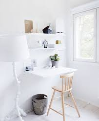 Desks For Small Apartments Traditionally The Home Office Was Sequestered In It S Own Room
