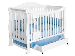 4 In 1 Convertible Crib White Davinci 4 In 1 Convertible Crib In White W Toddler