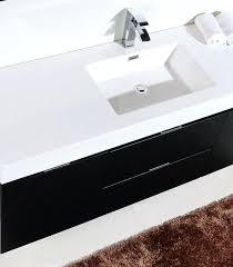 modern single sink vanity modern single vanity bis eg