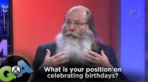 sermon on birthday thanksgiving what is your position on celebrating birthdays q u0026a with michael