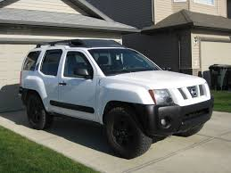 2003 nissan xterra lifted 2010 nissan xterra ii n50 u2013 pictures information and specs
