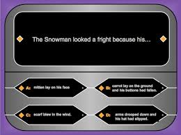 snowman at night power point review game power point maniac u0027s