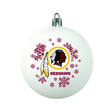 washington redskins tree ornaments