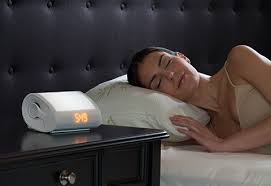 Wake Up Light Alarm Clock Wake Up Light Alarm Clock Radio With Soothing Sounds Sharper Image