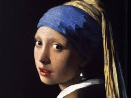 earring girl girl with a pearl earring banned from travel artnet news