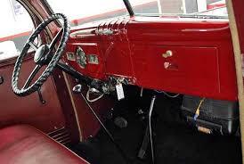 dodge truck dash 1947 dodge dash view