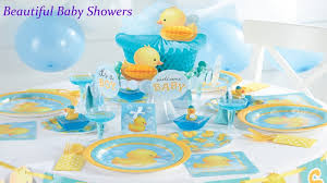 Rubber Ducky Baby Shower Decorations Party City Baby Shower Ideas