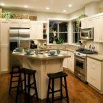 kitchen small island ideas small space kitchen island ideas bhg small kitchen ideas with