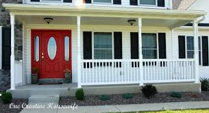 House With Front Porch by Front Porch Railing Ideas Pictures Style Including House Design