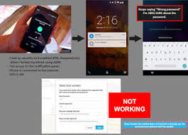android device manager not working urgent help android device manager product forums