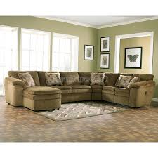 Left Facing Sectional Sofa Sectional Rebel Mocha Left Facing Chaise Sectional By Signature