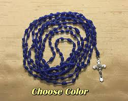 20 decade rosary 20 decades rosary etsy