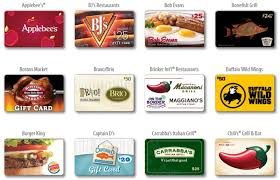 restaurant gift cards gift cards for buffalo restaurants gift card ideas