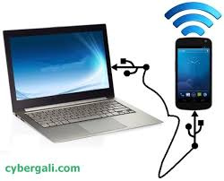 connect android to pc how to use mobile on pc by usb cable cybergali