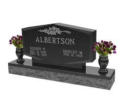 upright headstones upright headstones and memorials
