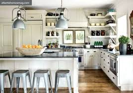 Fascinating Rustic Chic Kitchen Rustic Chic Kitchen Industrial