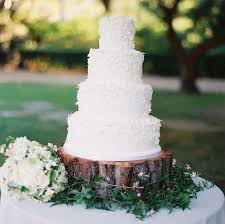 tree stump cake stand wedding cake displays wood cake stands inside weddings