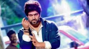 santhu straight forward hd photos rocking star yash radhika