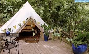 tent rental nc luxury cabin tent a tree canopy in the mountains outside