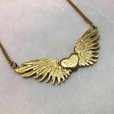 gold wings necklace images Wings of love jewel thief jpg
