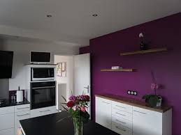 peinture dans une cuisine taupe fille cuisine architecture blanche peinture deco pas meuble