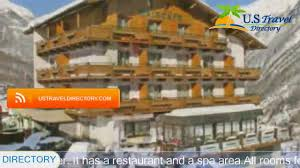 waldcafe hotel restaurant sölden hotels austria youtube