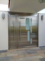 stainless steel gate design modern modern stainless steel entrance