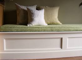 Wooden Banquette Seating Kitchen Magnificent Upholstered Storage Bench High Back