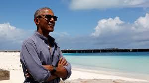 why barack obama chose marlon brando u0027s island hideaway