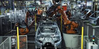 bmw factory robots bmw n a official anticipates growth at spartanburg plant