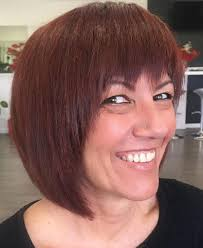 80 best modern haircuts hairstyles for women over 50 razored
