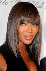 beautiful long bob hairstyles for black women 2016 hair trends