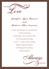 simple wedding quotes alesi info simple wedding reception invitations