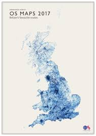 Lake District England Map by Peak District Overtakes Lake District As Busiest Place According