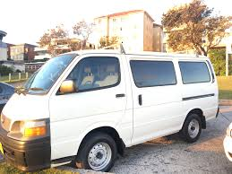 van toyota cheap van hire in north bondi nsw hourly and daily rental car
