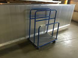 lumber carts panel carts warehouse rack and shelf