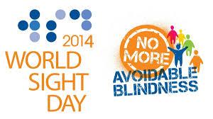 World Blindness Day World Sight Day 2014 No More Avoidable Blindness Little Four Eyes