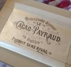 printable wax paper waxing nostalgic transferring type to furniture using wax paper