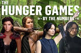 the hunger games by the numbers photos vanity fair